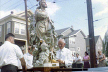 Vintage St. Rocco's Feast Photo